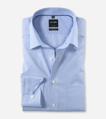 Check Hemd modern fit
