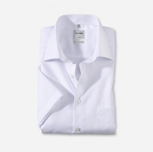 Hemd comfort fit kurzarm
