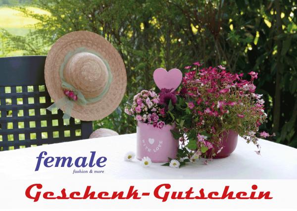 """Geschenk-Gutschein """"Muttertag"""""""