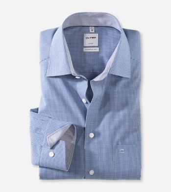 Check Hemd comfort