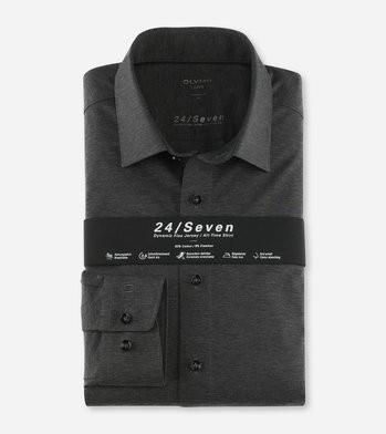 Jersey Hemd modern fit