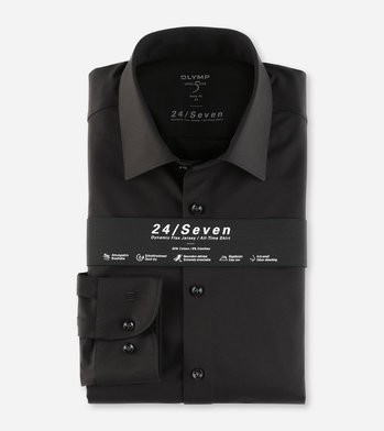 Jersey Hemd body fit