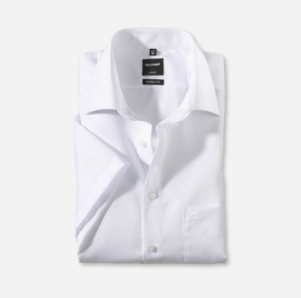 Hemd modern fit kurzarm