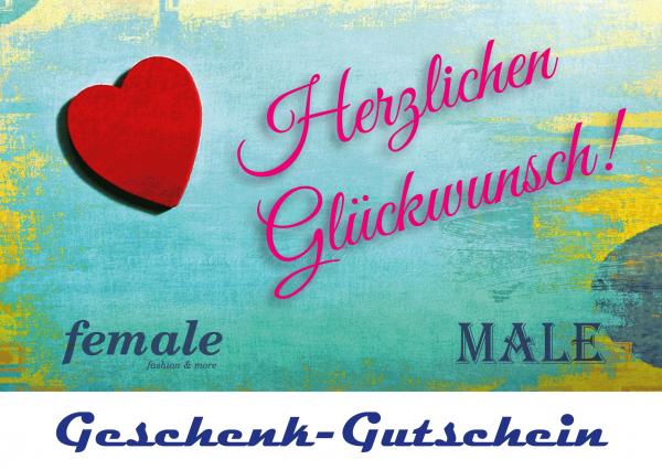 """Geschenk-Gutschein """"Geburtstag"""""""