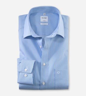 Twillstreifen Hemd comfort fit